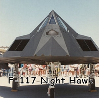 F117 Pictures
