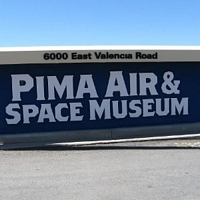 Pima Air Museum; Tucson, Arizona